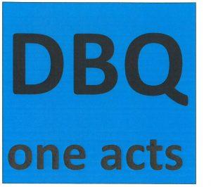 DBQ one acts logo